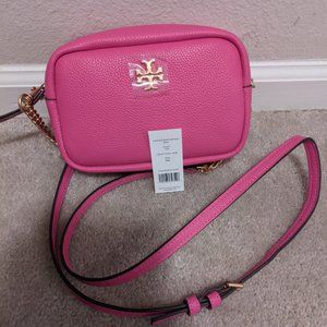 Tory Burch NWT Limited Edition Crazy Pink Bag